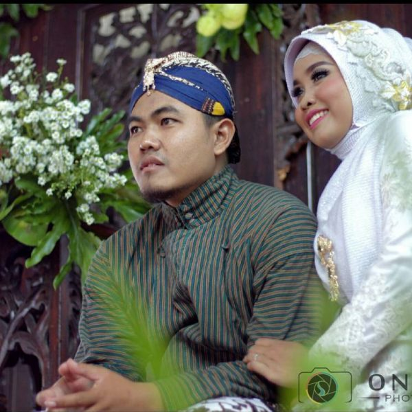 Wedding Ian & Hanum