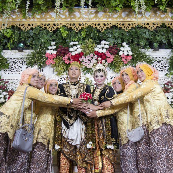 Wedding Okta dan Yusuf