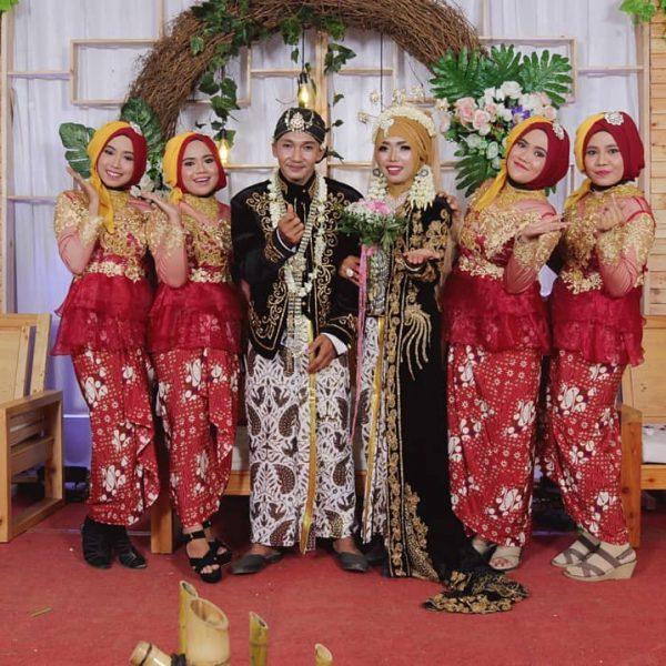 Wedding Atun dan Doel